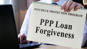 PPP Loan Forgiveness: Part One