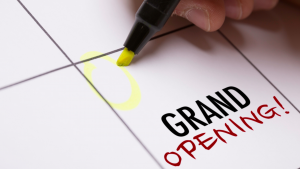 checklist for opening a new restaurant
